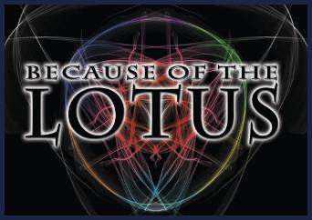 Becauseof the lotus